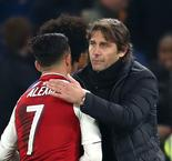 Chelsea lacked finances to compete with City & United for Sanchez - Conte