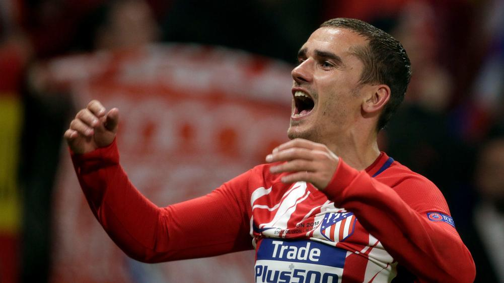 Antoine Griezmann sparkles as Atletico Madrid clinch third Europa League