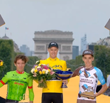 Froome seals fourth Tour de France title
