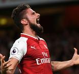 Arsenal 4 Leicester City 3: Giroud settles remarkable opening night thriller