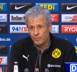 Dortmund must cut errors out in title race - Favre