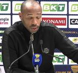 "Coupe de la Ligue - Monaco / Thierry Henry : ""Doublement content car on a enfin réagi"""