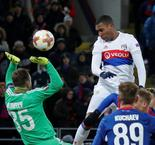 Lyon Leave Moscow With An Advantage