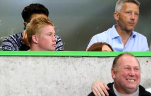 De Bruyne to boost City challenge on four fronts
