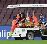 Ospina given all clear after horror head injury