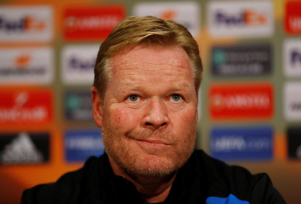 Former Everton manager Ronald Koeman replaces Dick Advocaat as Netherlands coach