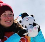 Hoefflin wins slopestyle gold
