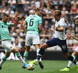 Spurs end ICC campaign with defeat to Inter