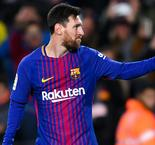 Messi can't be stopped, says Morata