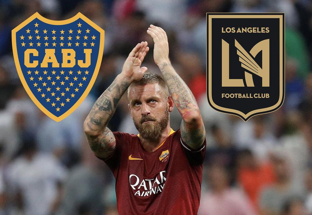 7fea99a4bc0 Boca Sporting Director Still Hopeful Of De Rossi Move Despite LAFC Links