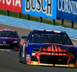 Elliott Holds Off Truex At Watkins Glen