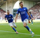 Premier League - Sheffield United 1 Leicester 2 - Match Report