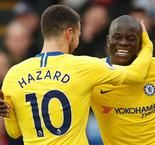 Kante Strikes Again As Chelsea Beat Crystal Palace