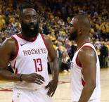 Harden excited for Chris Paul's imminent return