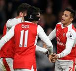 Premier League: Arsenal 3 Bournemouth 1