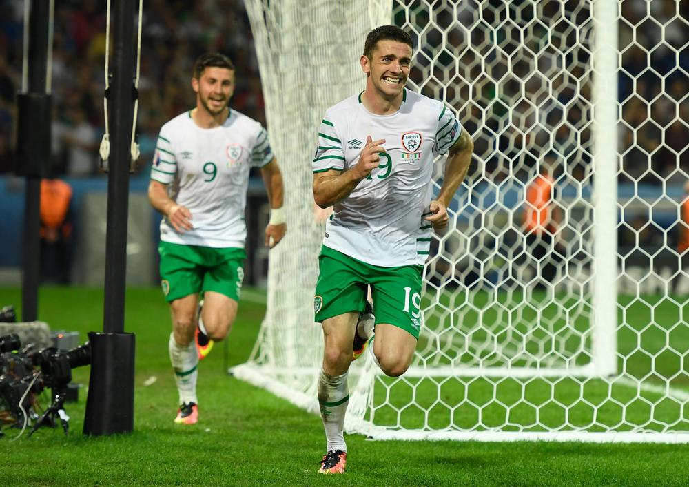 Robbie Brady - Republic of Ireland 06222016
