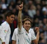 "Real Madrid-Modric: ""Cristiano est dans une forme incroyable"""