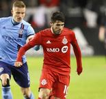 Toronto 4 New York City 0: Two-goal Pozuelo enjoys stunning debut