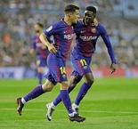 Valverde: Barcelona Will Get The Best From Coutinho And Dembele