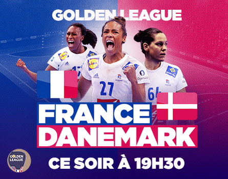 France - Danemark sur beIN SPORTS
