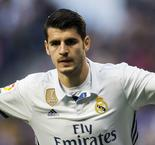 Perez rubbishes talk of Manchester United deal for Morata