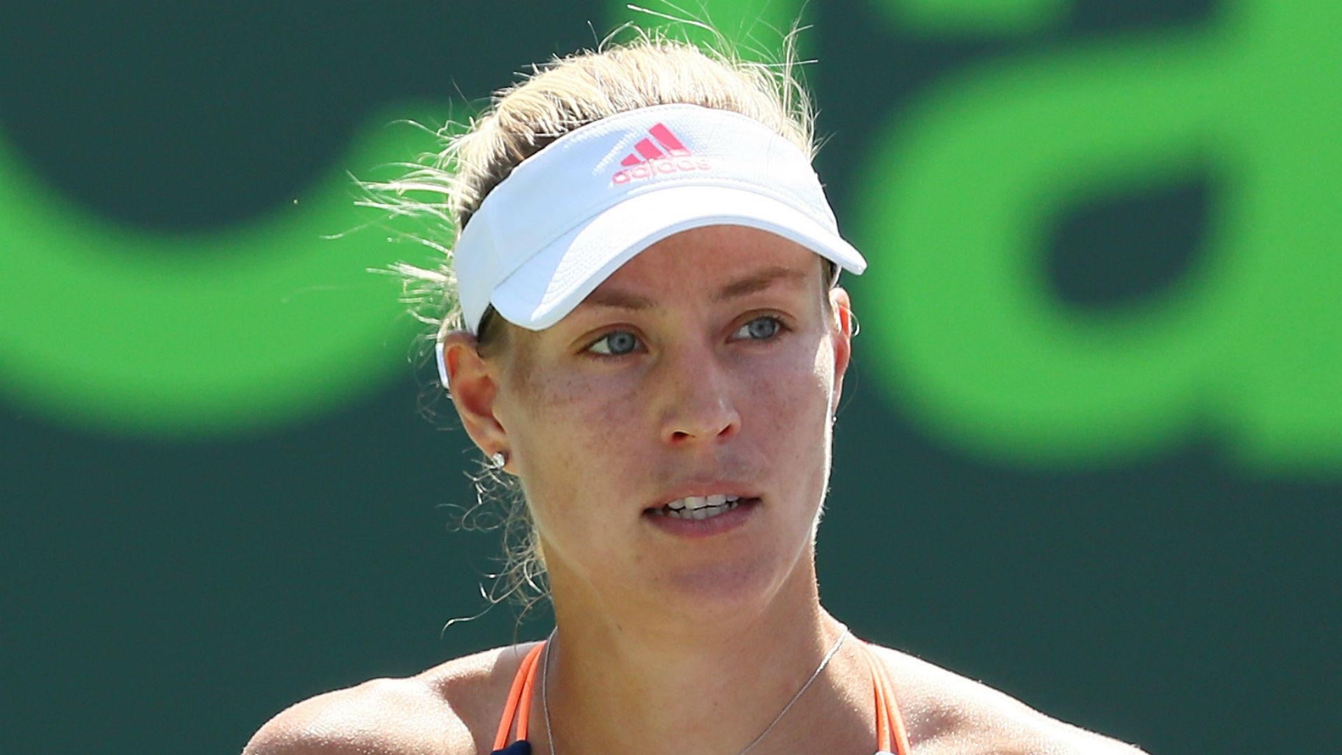 Adieu, Angie! No. 1 Kerber Out in First Round