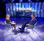 Tribune VIP avec Joe DaGrosa