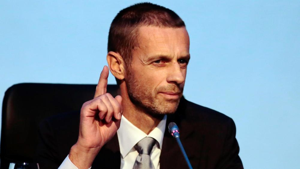 UEFA president 'worried' over use of VAR at World Cup