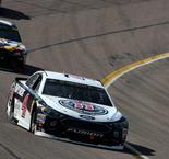 Harvick Pulls Away for Third Straight Win