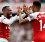 Arsenal: Lacazette encense Aubameyang à son tour