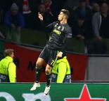 Ajax 1 Juventus 1: Allegri's side hold on against dominant Dutch
