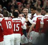 UEFA Europa League: Arsenal 3 Rennes 0