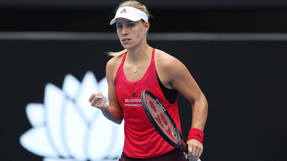 Kerber beats Barty to claim Sydney title