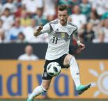 Germany will try and progress without drawing lots - Reus