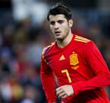 Alvaro Morata Hopes Isco's Injury Is Not Serious
