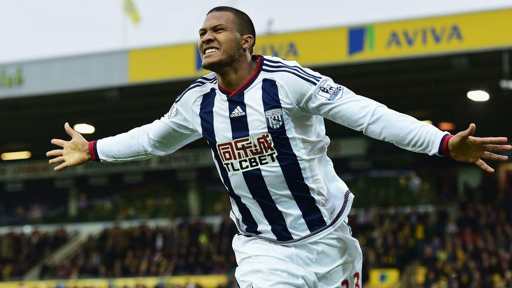 ecb14f6422b2 Rondon seals points for West Brom
