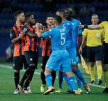 Dark Horse Darlings Napoli Suffer Early Champions League Defeat At Hands Of Shakhtar