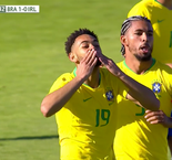 Brazil Beat Ireland to Reach Toulon Tournament Final