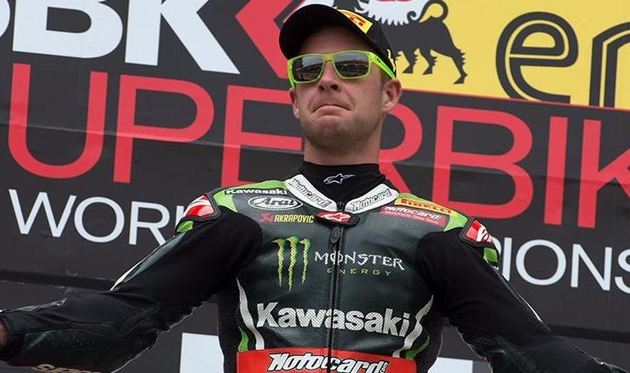 World SBK 2015: Jonathan Rea reigns supreme at Magny-Cours