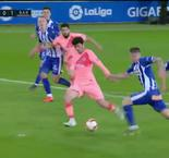 Alena Scores Barcelona Opener Against Alaves
