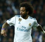 Real Madrid's Marcelo back in training ahead of PSG Champions League clash