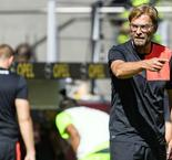 Liverpool thumped by Mainz on Klopp's return