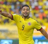 Honors Even Between Colombia, Chile on Radamel Falcao Return