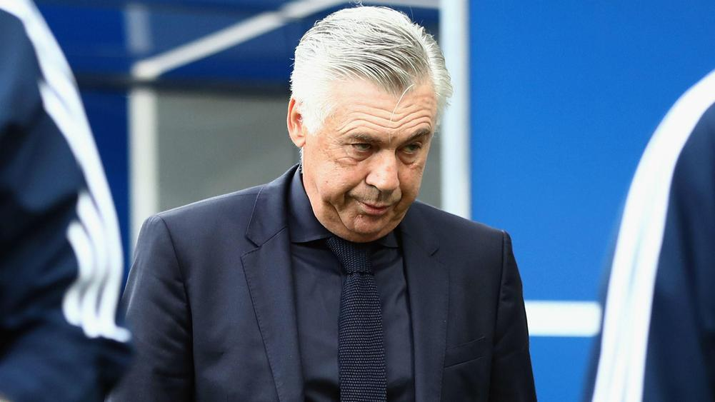 Carlo Ancelotti rejects Italy job offer in favour of seeking club return