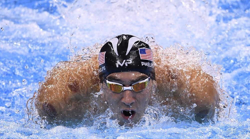 Michael Phelps and India have won equal number of Olympic medals!