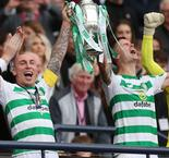 Unstoppable Celtic claims historic treble-treble
