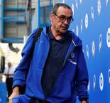 Chelsea manager Sarri charged with misconduct