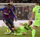 Barcelona in Cup danger over 'ineligible player' complaint