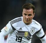Mario Gotze Delighted To Make Germany Return