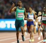 Semenya and Obiri star on final night at London 2017
